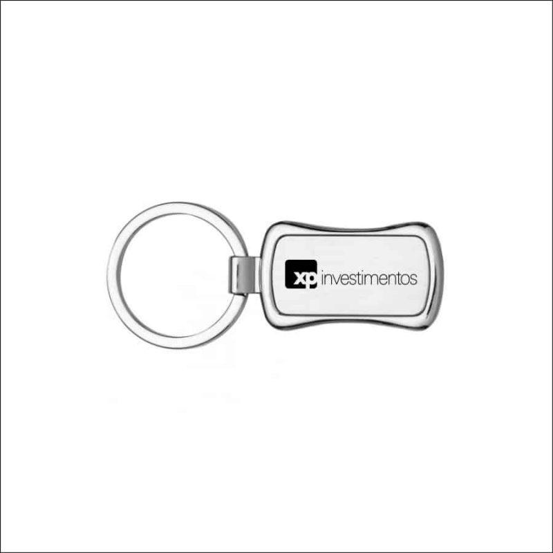 Chaveiro Oficial XP Store Metal