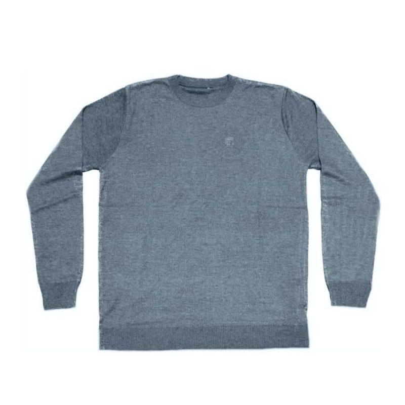 Suéter Oficial XP Store - Cinza Mescla Claro