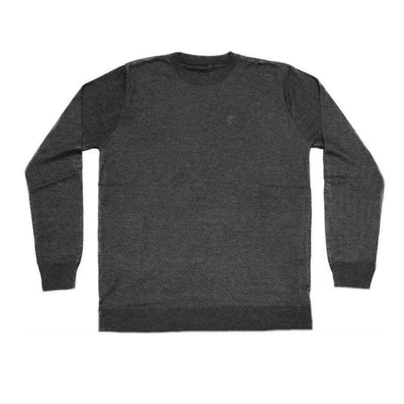 Suéter Oficial XP Store Cinza Mescla Escuro